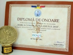 Trademark of the Year 2018: Gold Medal for Incasso Moldova